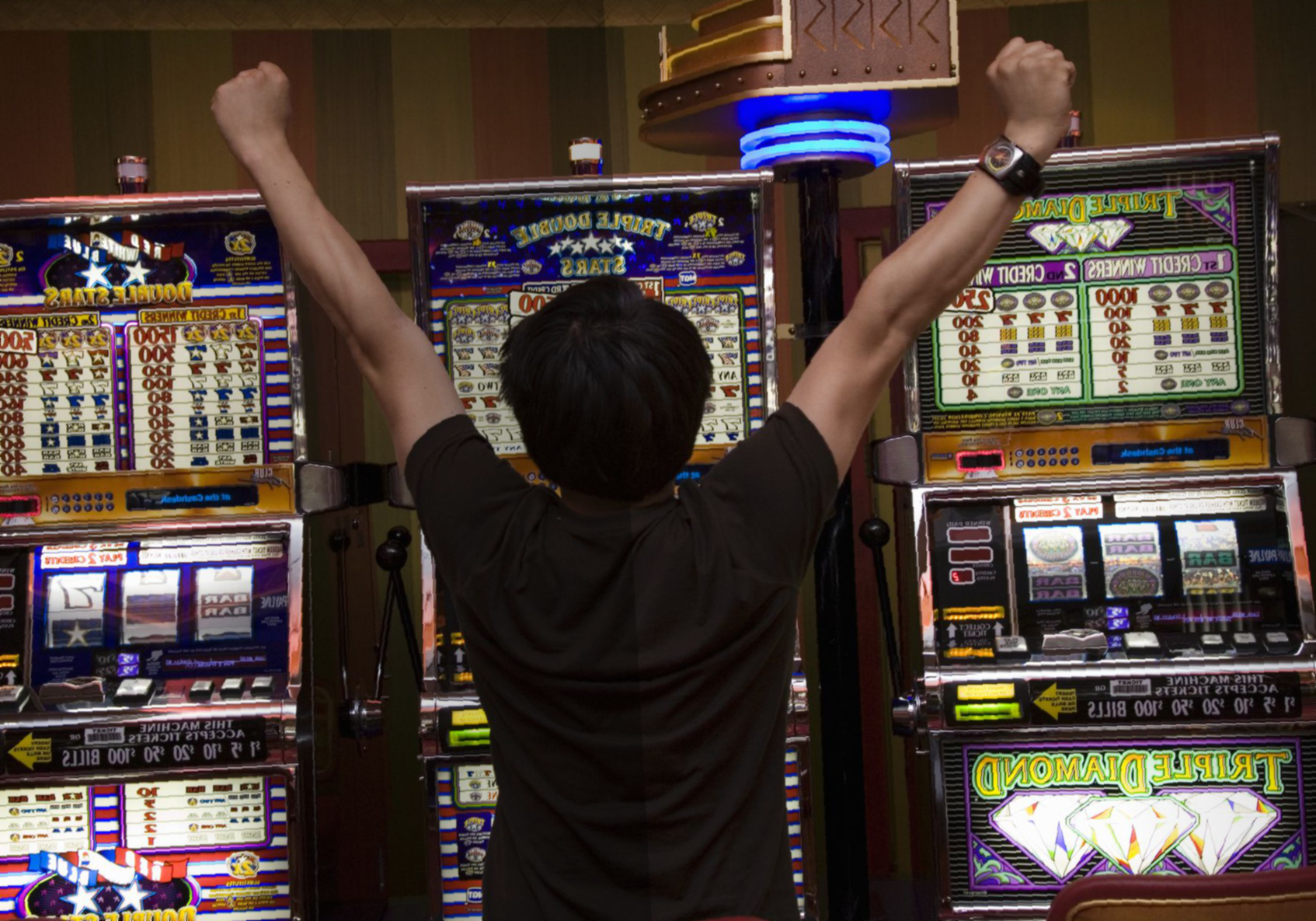 Vegas Slot Machines Best Odds