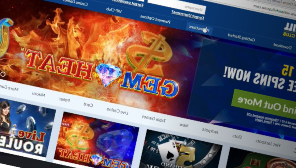 William Hill Vegas Slots Download